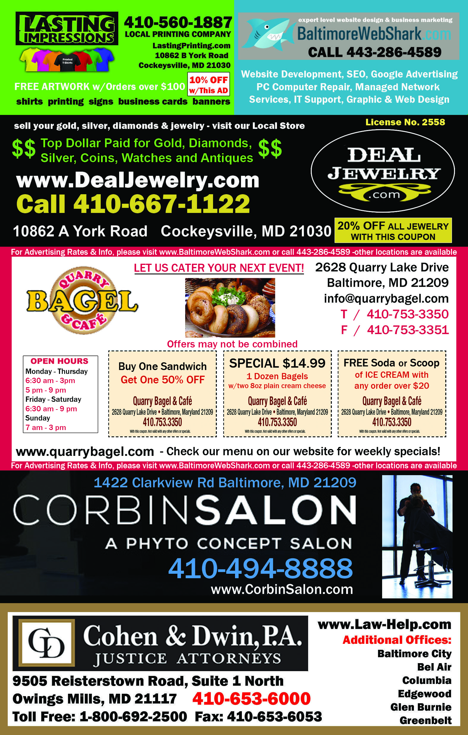 Quarry-Bagel-Pikesville-carryout-flyer-updated-3-20-15-versionB